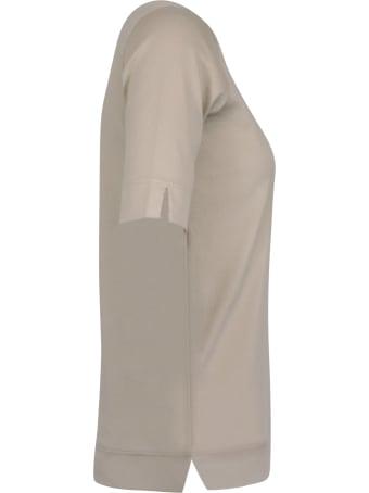 Gran Sasso Cotton Top-wear