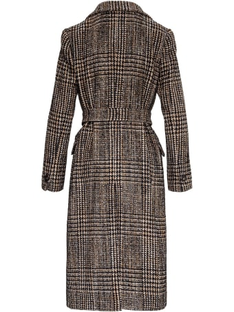 Tagliatore Jole Long Coat