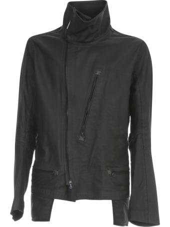 Isaac Sellam Leather Coat