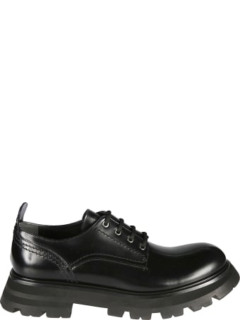 Alexander McQueen Classic Derby Shoes