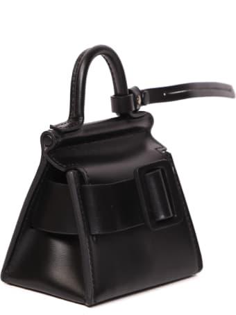 BOYY Karl Black Leather Charm