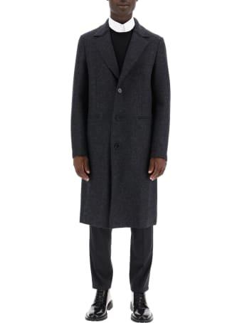 Harris Wharf London Regular Wool Coat