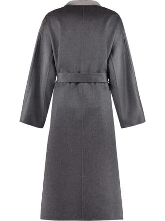 Agnona Cashmere Long Coat