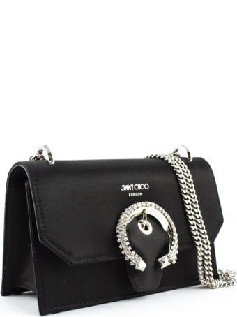 Jimmy Choo Black Paris Mini Bag