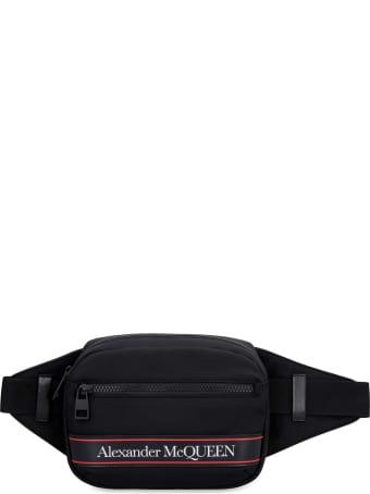 Alexander McQueen Nylon Belt Bag
