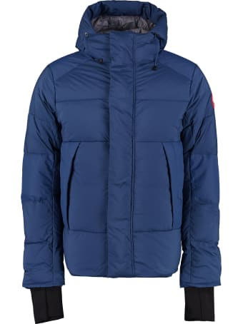 Canada Goose Armstrong Padded Hooded Jacket With Snaps