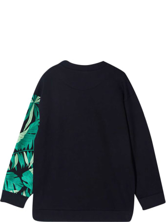 Fendi Blue Teen Sweatshirt