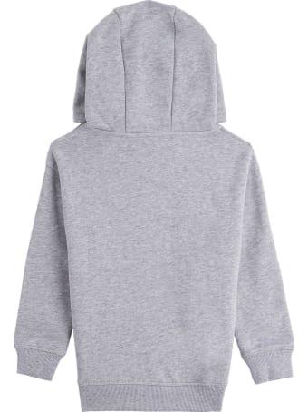 Kenzo Kids Jersey Sweatshirt With Front Logo