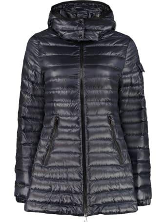 Moncler Menthe Full Zip Padded Jacket