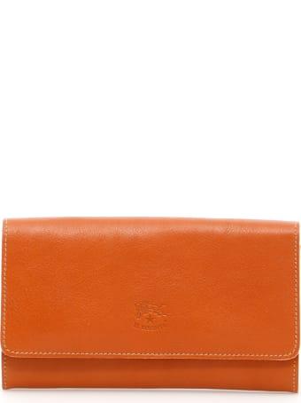 Il Bisonte Flap Wallet