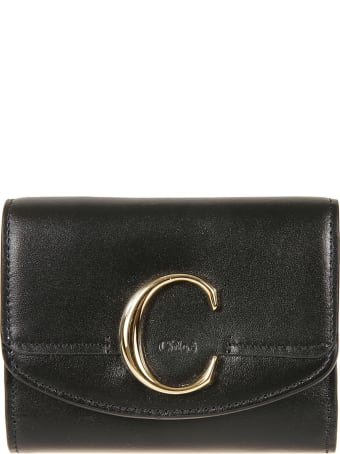 Chloé Small Tri-fold Wallet