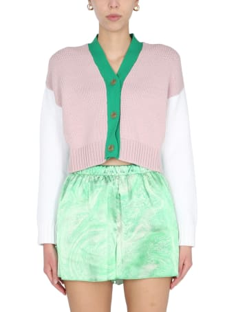 Opening Ceremony Cropped Cardigan