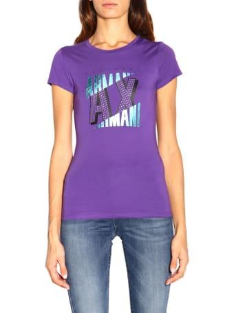 Armani Collezioni Armani Exchange T-shirt T-shirt Women Armani Exchange
