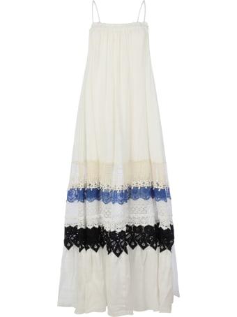 Devotion Long Dress Lace Erato