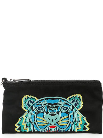 Kenzo Tiger Pouch Wallet