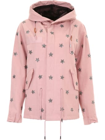 AS65 Crystal Stars Parka