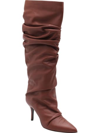 Islo 'chantal' Leatherette Boots