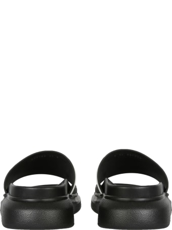 Alexander McQueen Hybrid Signature Oversize Sandals
