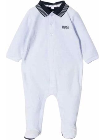 Hugo Boss Embroidery Pajamas