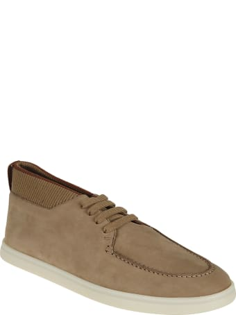 Loro Piana Soho Lace-up Shoes