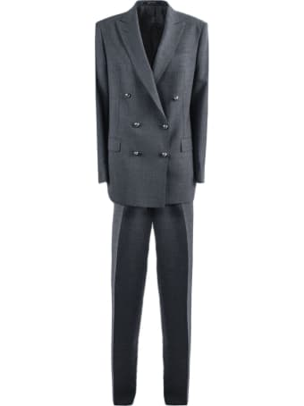 Tagliatore Grey Jasmine Suit