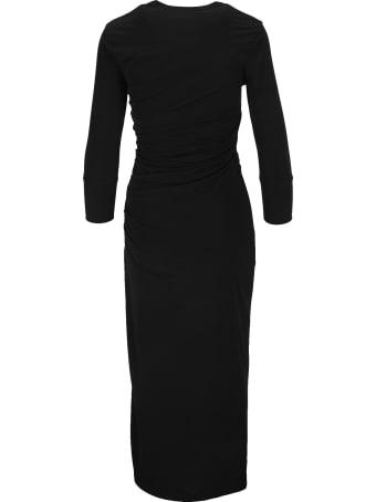 Helmut Lang Twist Dress
