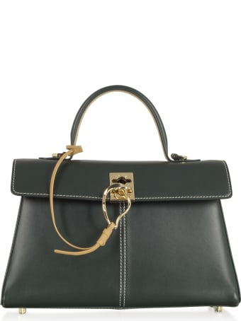 Cafuné Forest Green Small Stance Bag