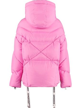 Khrisjoy Khris Puffer Hooded Down Jacket