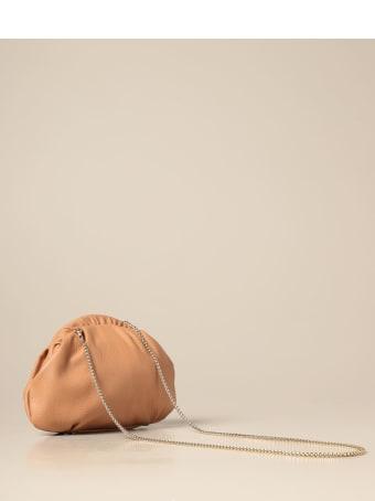 Furla Crossbody Bags Furla Evening Bag In Grained Leather