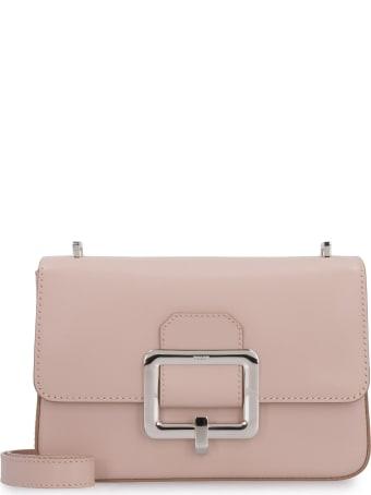 Bally Janelle Leather Shoulder Bag