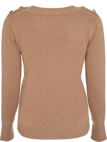Max Mara Pelota Cashmere Blend Pullover
