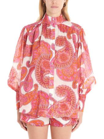 Zimmermann 'peggy Billow' Shirt