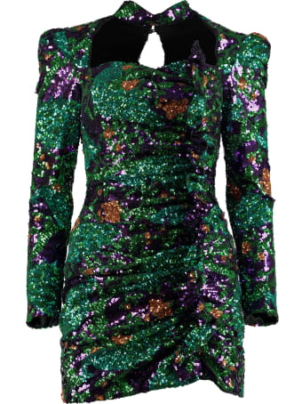 Giuseppe di Morabito Sequins Mini-dress