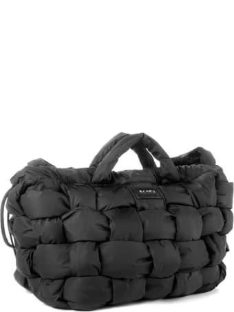 Vic Matié Black Nylon Bag