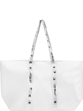 Off-White Commercial Large Handbag
