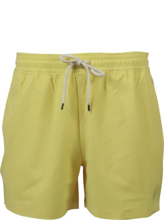 Polo Ralph Lauren Traveler Mid Trunk Swim Shorts
