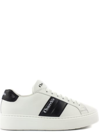 Church's White Leather Mach3 Sneaker