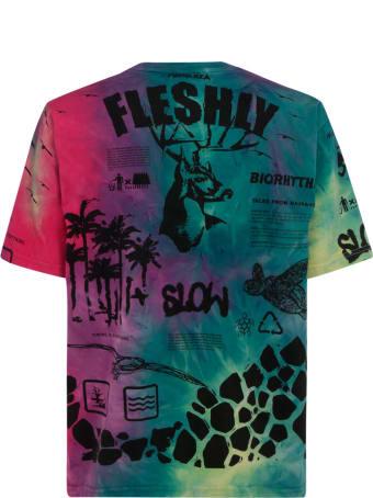 Mauna Kea Mauna-kea Manifesto T-shirt