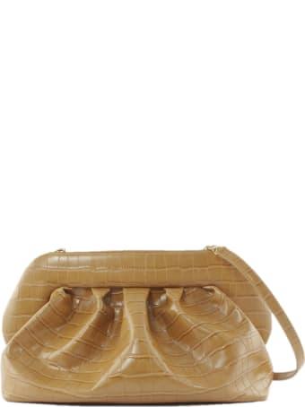 THEMOIRè Brown Bios Shoulder Bag