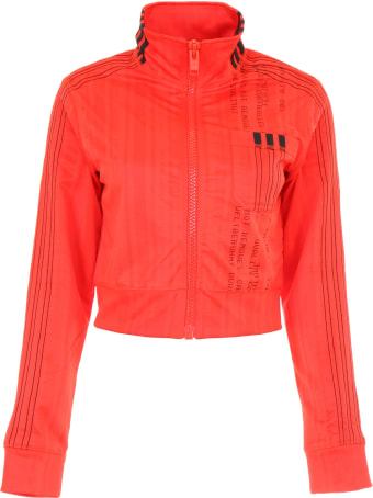 Adidas Originals by Alexander Wang Cropped Track Jacket