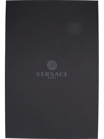 Versace Beachwear In Gold Cotton