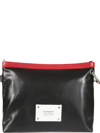 Givenchy Logo Shoulder Bag