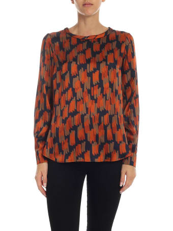 Barba Napoli Barba - Pure Silk Blouse