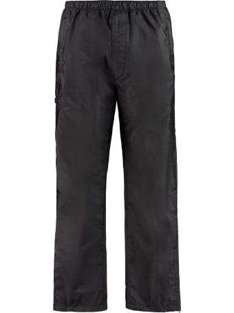 Prada Techno Fabric Track Pants