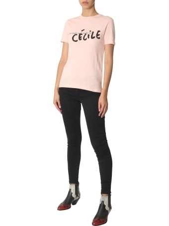 Etre Cecile Round Neck T-shirt