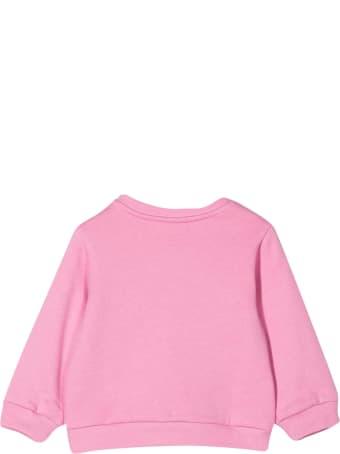 Fendi Pink Ff Sweatshirt