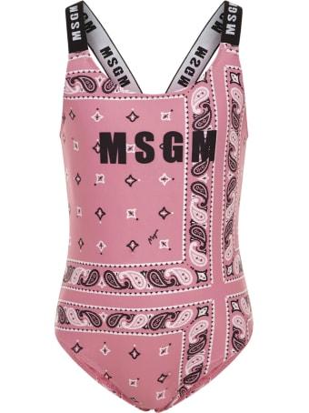 MSGM Kids Swimsuit