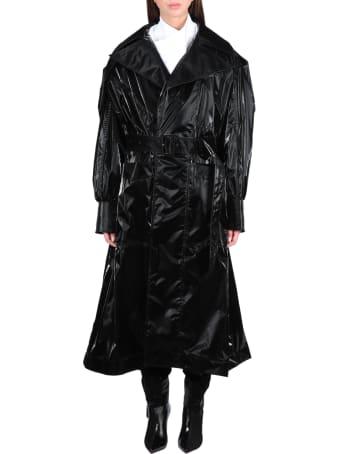 Thierry Mugler Oversized Trench-coat