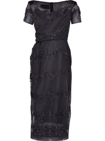Simone Rocha Embellished Dress