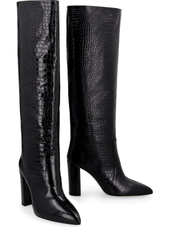 Paris Texas Leather Knee-boots